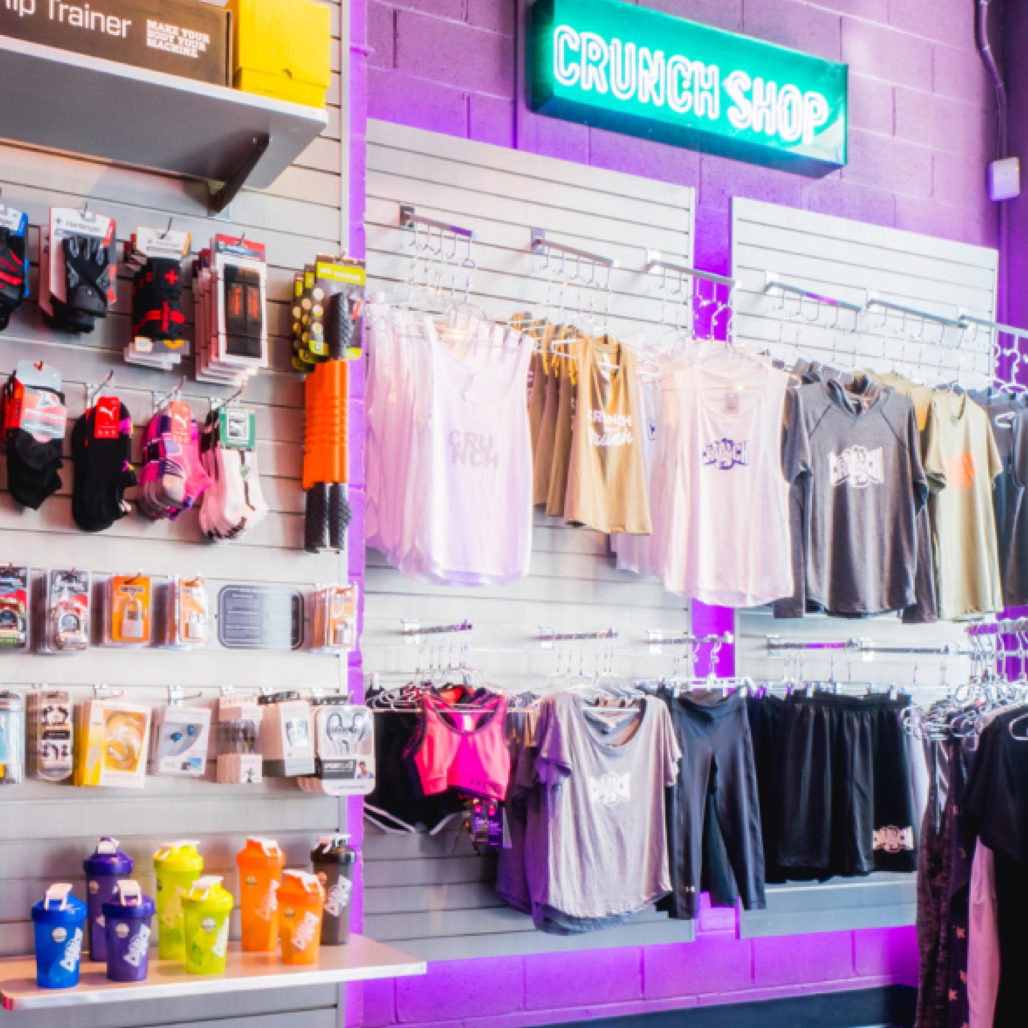 Crunch Shop